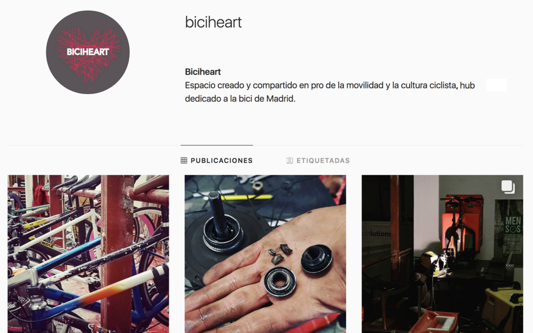 Presentación del HUB de la bici Biciheart