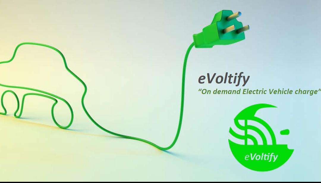 EVOLTIFY. Presentación pública del servicio móvil de carga de vehículo eléctrico in situ