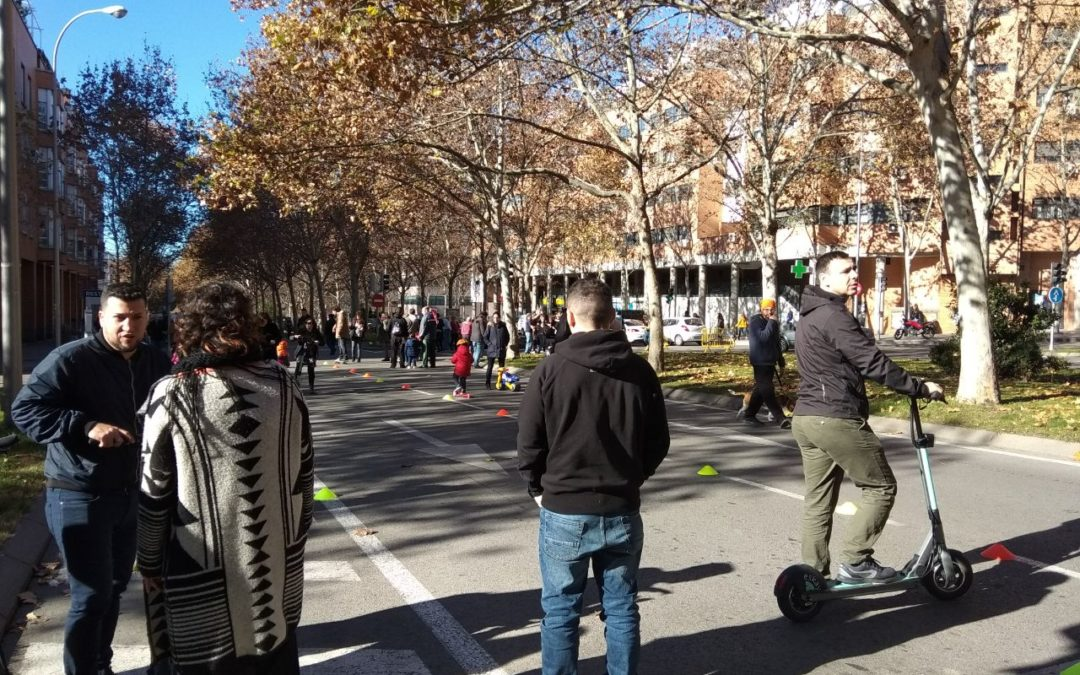 Patinete-Fest 03. ¡Actividad de formación para circular en patinete!