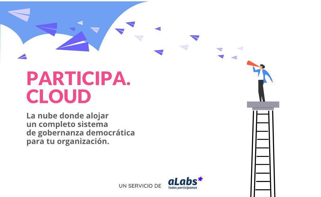 Presentación de participa.cloud, herramienta de participación online