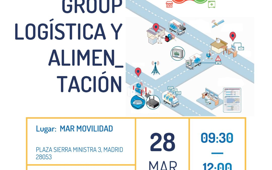 """""""Focus groups"""" logística y alimentación"""