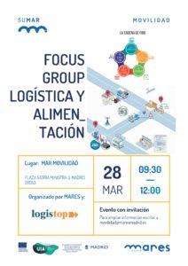 focus group logística