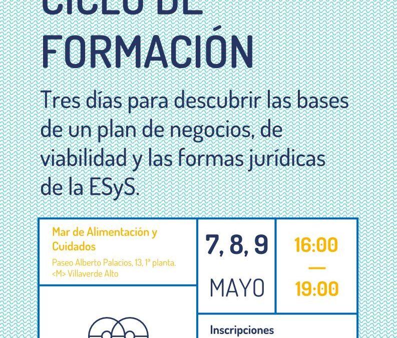 Ciclo formativo: plan de negocio, formas jurídicas y plan de viabilidad