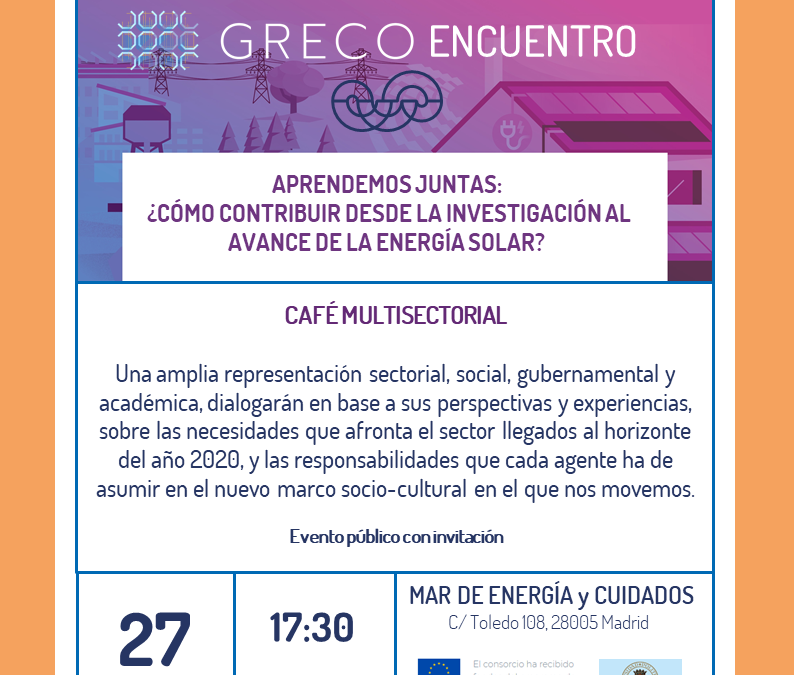 GRECO Encuentro