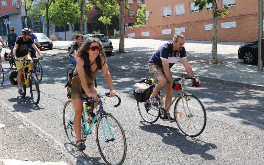 Llega el primer plan estatal para la bicicleta
