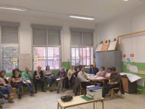 "CAP Cuidando en familia + Proyecto ""A tres calles"""