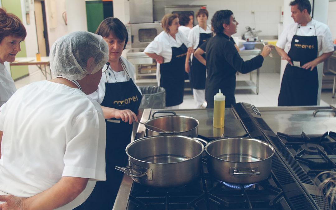 Hábitos saludables, alimentación sostenible: cocina saludable y sostenible para andar por casa