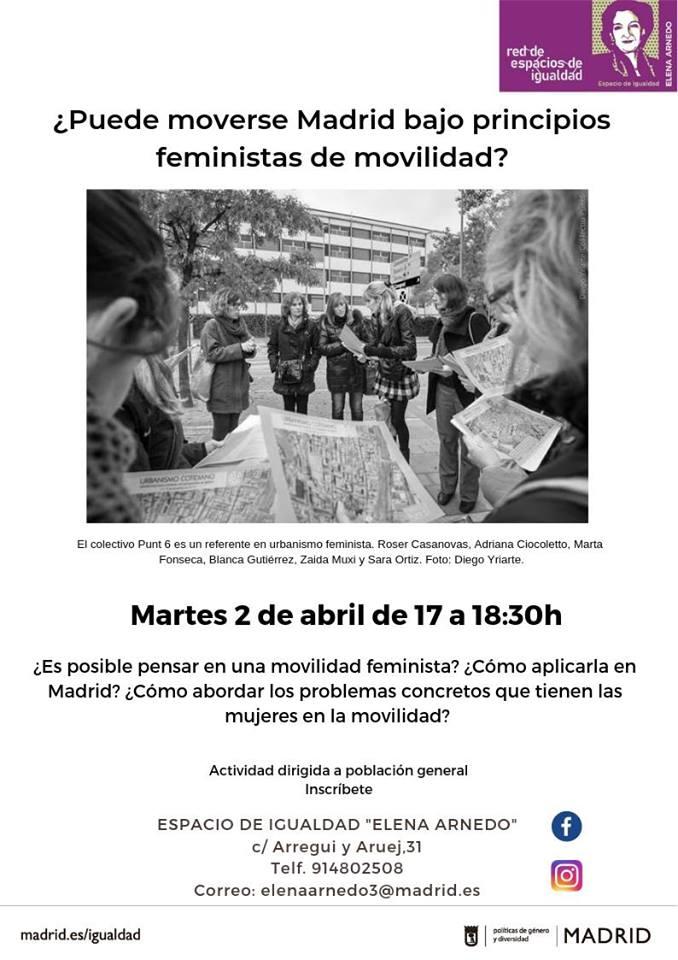 Feminismos y movilidad