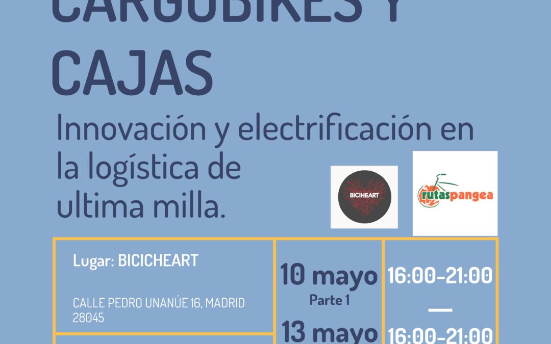 Taller gratuito de innovación en la logística: electrificación, cargobikes y cajas