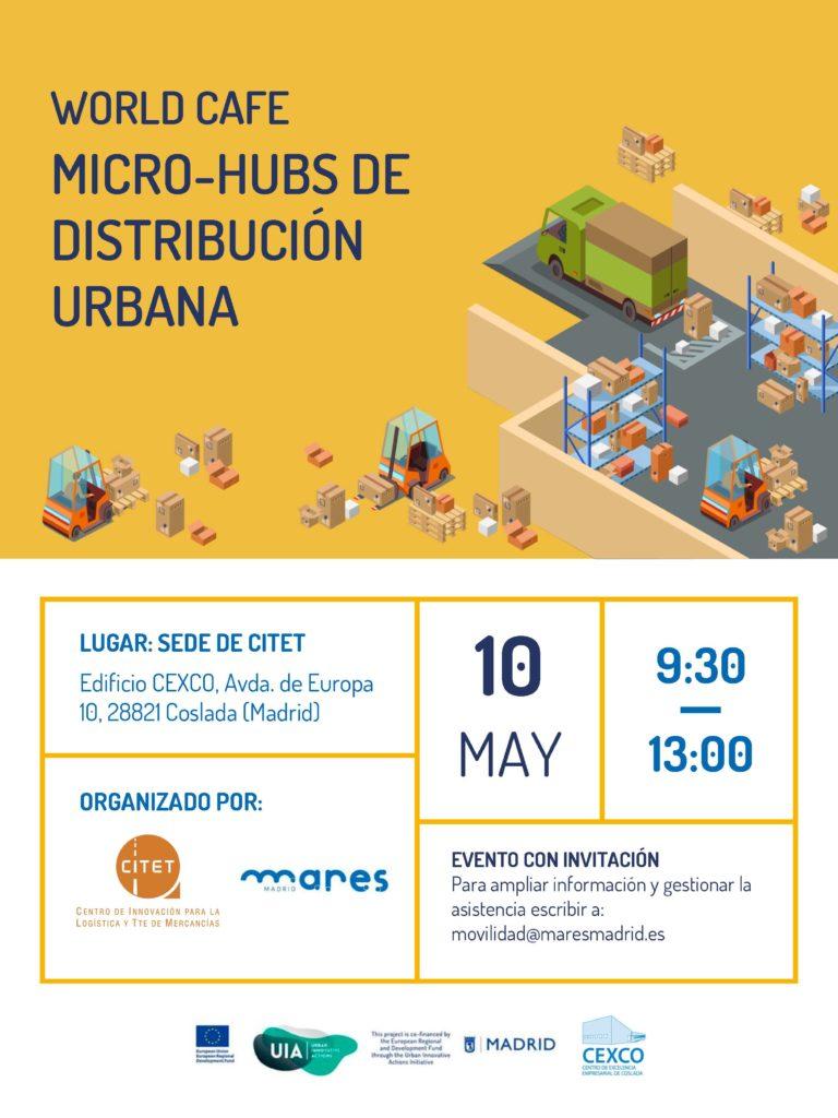 micro-hubs distribución