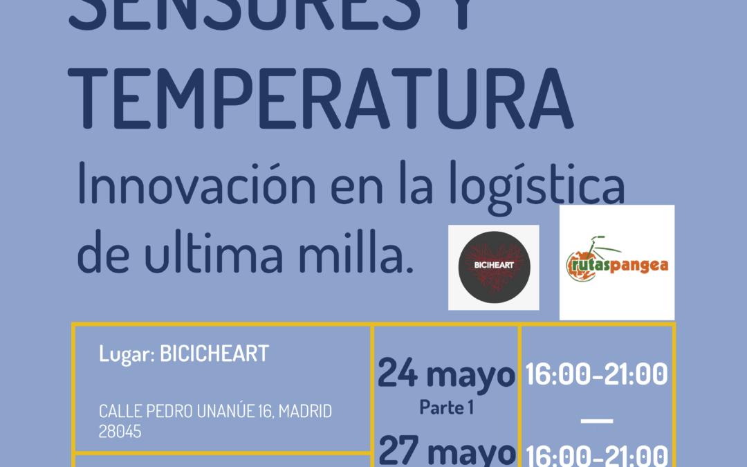 Taller gratuito de innovación en la logística: sensorización y temperatura