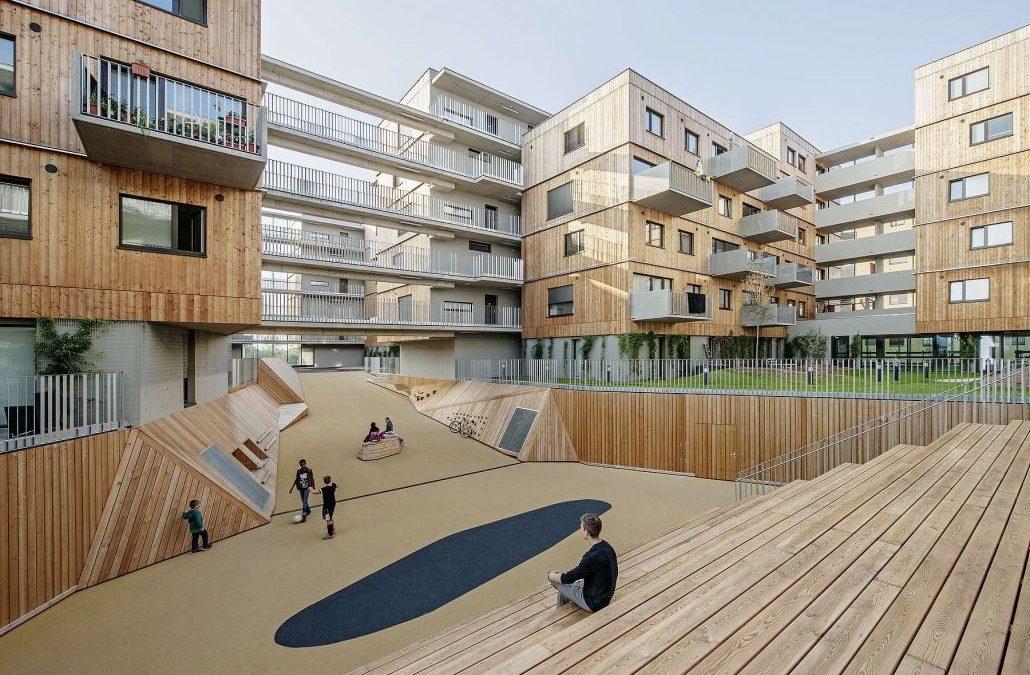 CAP Vivienda Ecolaborativa: Una experiencia en Seedstadt, smart city en Viena