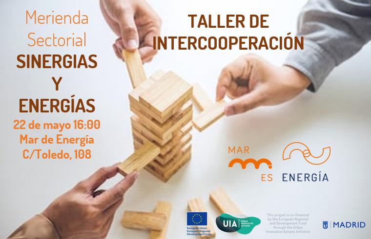 Sinergias y energías – Merienda e intercooperación