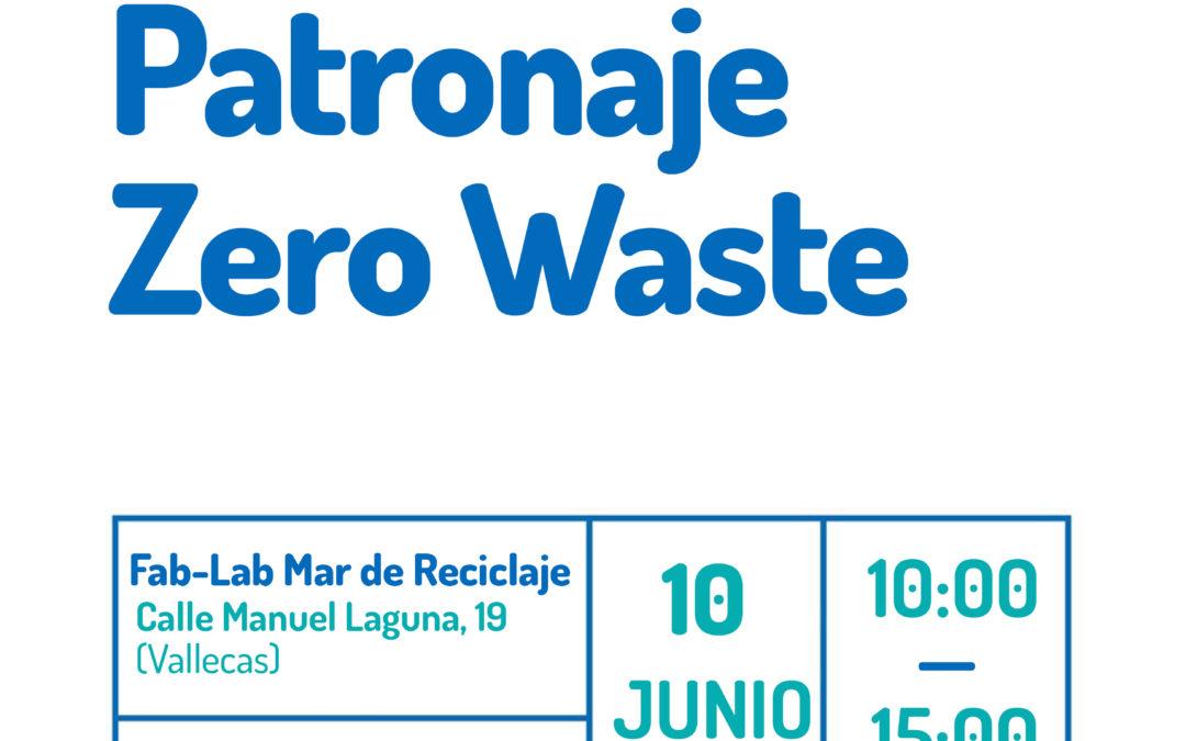 Taller Fab-Lab: Patronaje Zero Waste