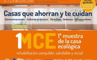 I Muestra de Casa Ecológica, con más de 30 entidades participantes