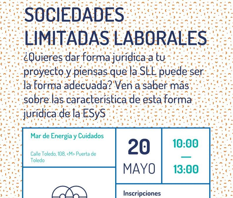 Descubre las sociedades limitadas laborales (SLL)