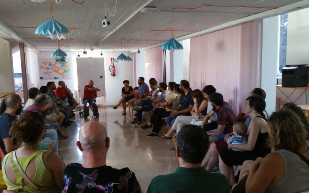 CAP Vivienda Ecolaborativa: lo jurídico y económico, Sostre Civic