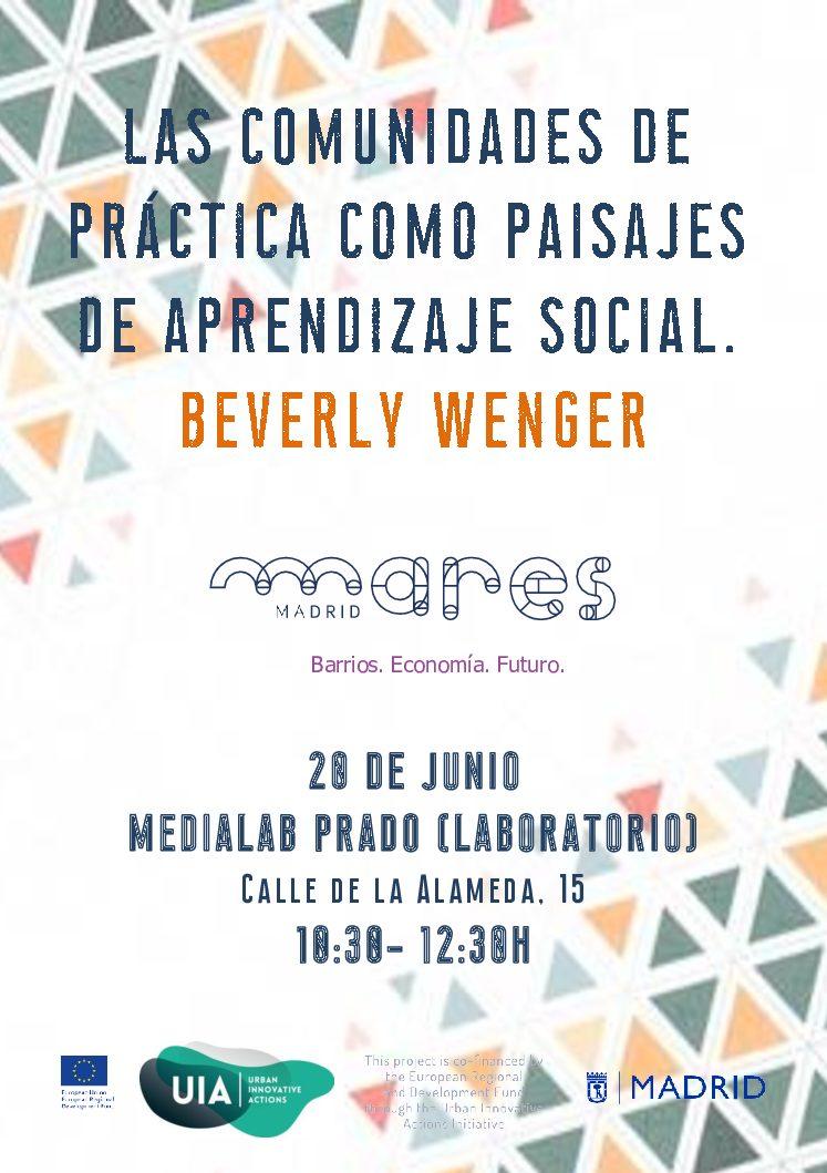 Encuentro con Beverly Wenger: Paisajes de aprendizaje social