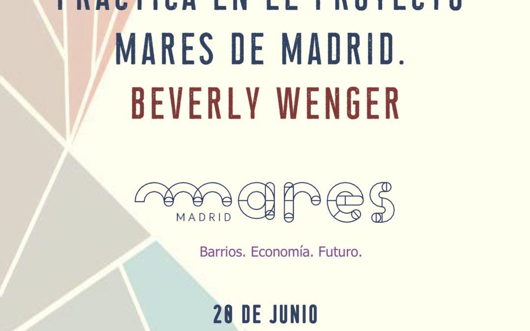 CAFÉ MARES DE SABERES: innovación y aprendizaje a través de las CAPs del proyecto MARES