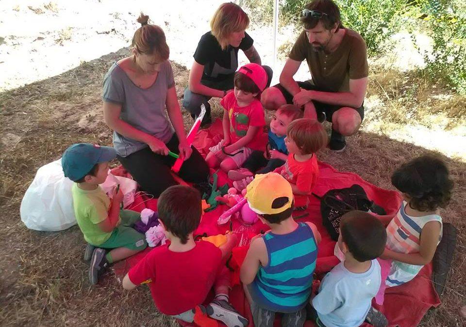 CAP Educación infantil y crianza compartida: participación de la familia en la escuela