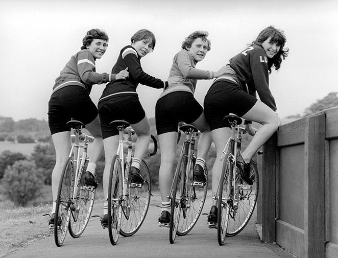 Una bici más: parte práctica
