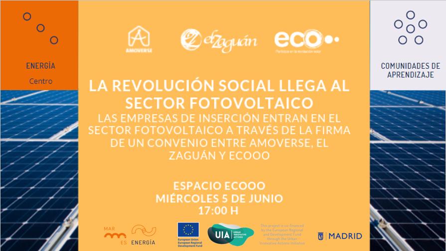 CAP Empresas de inserción – La revolución social llega al sector fotovoltaico