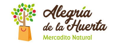 Mercadito natural Alegría de la Huerta
