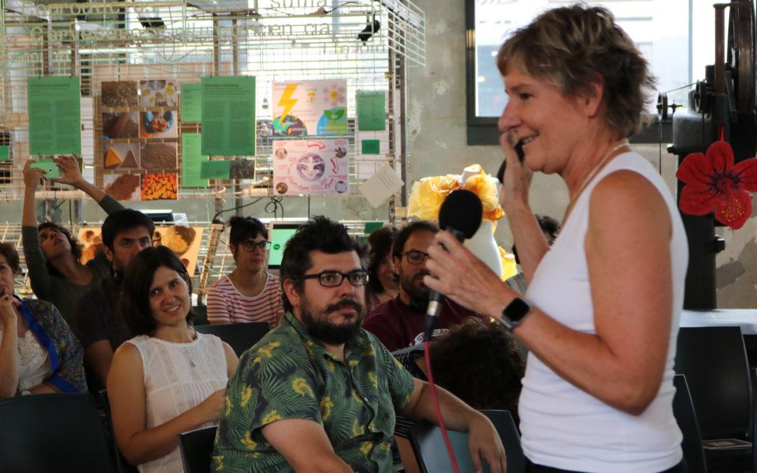 VÍDEO: Entrevista a Beverly Wenger, teórica de las comunidades de práctica