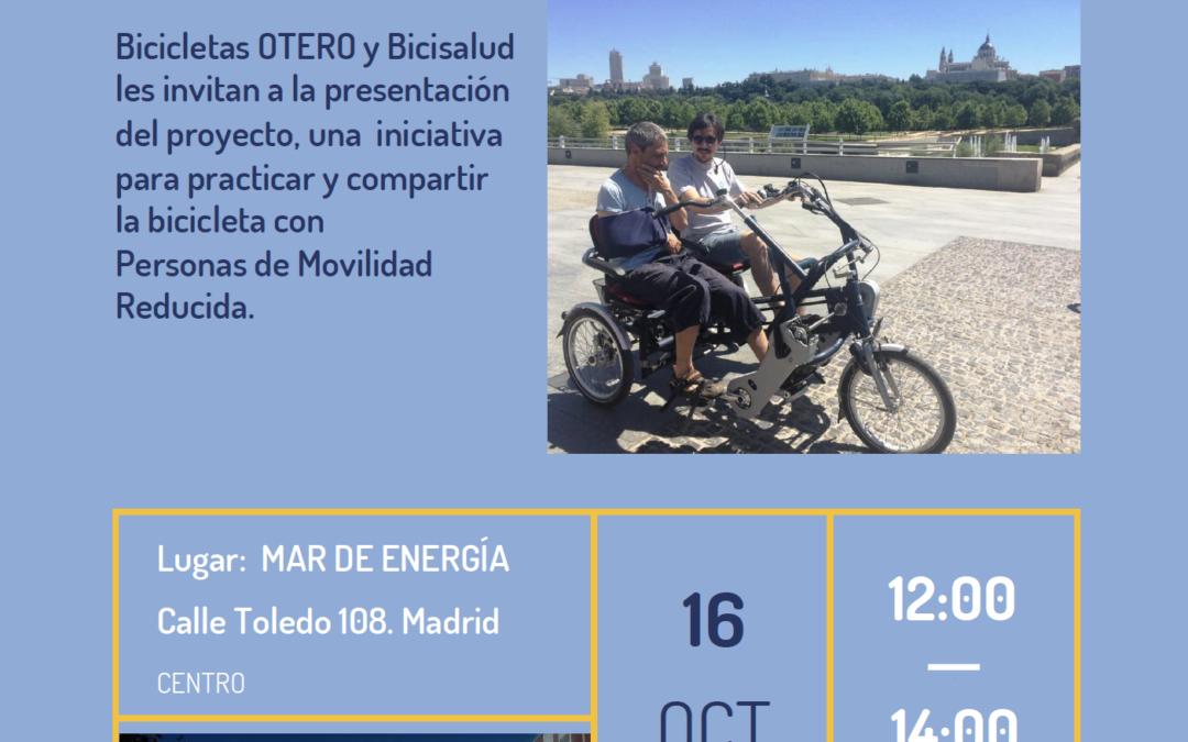 Presentación de SIM (Salud+Ilusión+Movilidad)